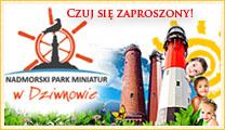 Nadmorski Park Miniatur w Dziwnowie